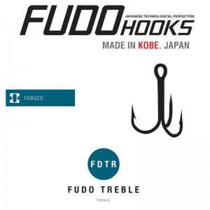 Fudo Treble 3/0
