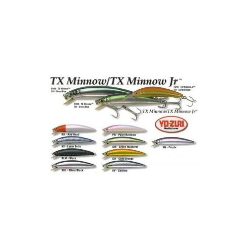TX Minnow Jr